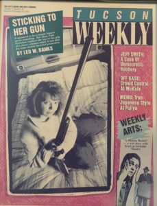 Tucson Weekly January 1991