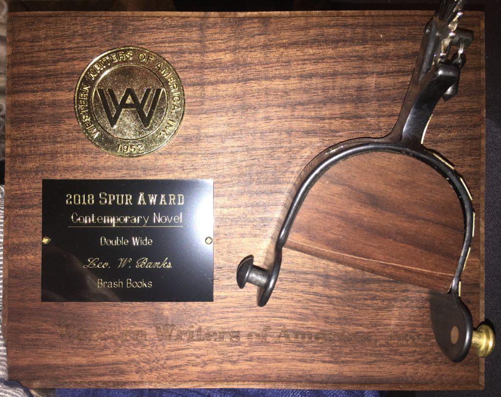 spur award